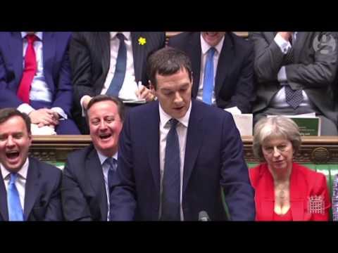 Budget 2016: Osborne announces soft drinks 'sugar tax'