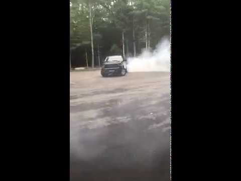 2011 ford f150 coyote 5.0 donut / burnout