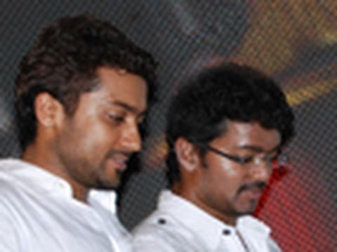 Surya wont do like Vijay