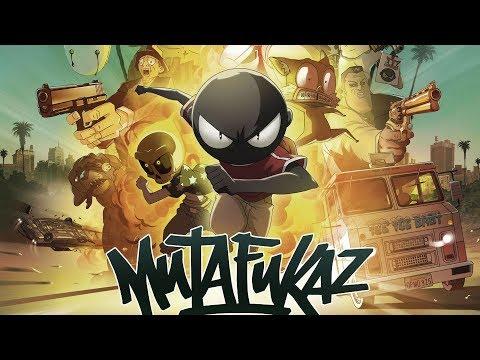 The Toxic Avenger - Mutafukaz (Original Soundtrack) (2018) [OST]