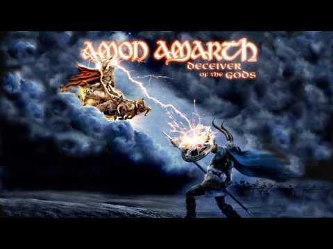 Amon Amarth - Burning Anvil Of Steel
