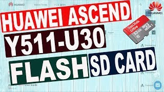 HUAWEI ASCEND Y511-U30 FLASH