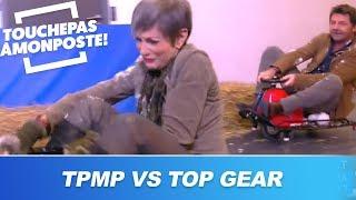 Top Gear VS TPMP : Qui gagnera la course de karting ?