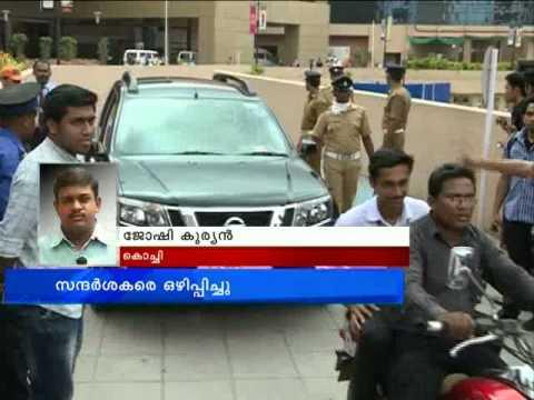 Bomb threat in Lulu mall Kochi