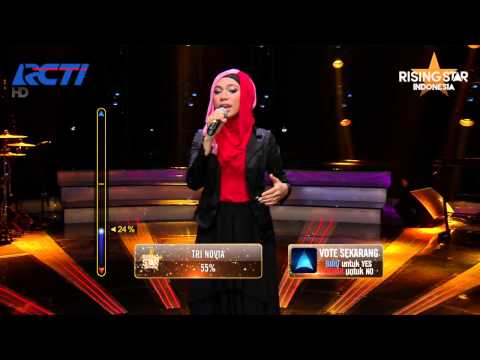 "Indah Nevertari – ""Eyes On Me"" Celine Dion - Rising Star Indonesia Live Duels 3 Eps 11"