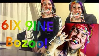 DUTCH PEOPLE REACT TO 6IX 9INE FOR THE FIRST TIME!!! | Bozoo Ft. Armoo