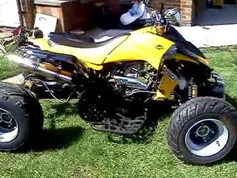 Spyder 250 Quad Road Legal Spy 250 f1 Road Legal Quad For