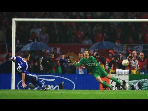 Manchester United vs Chelsea 1 1 2008   Final Uefa Champions League Full Match Highlights