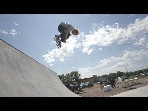 Levi's Skateboarding Presents : Skateboarding In Pine Ridge