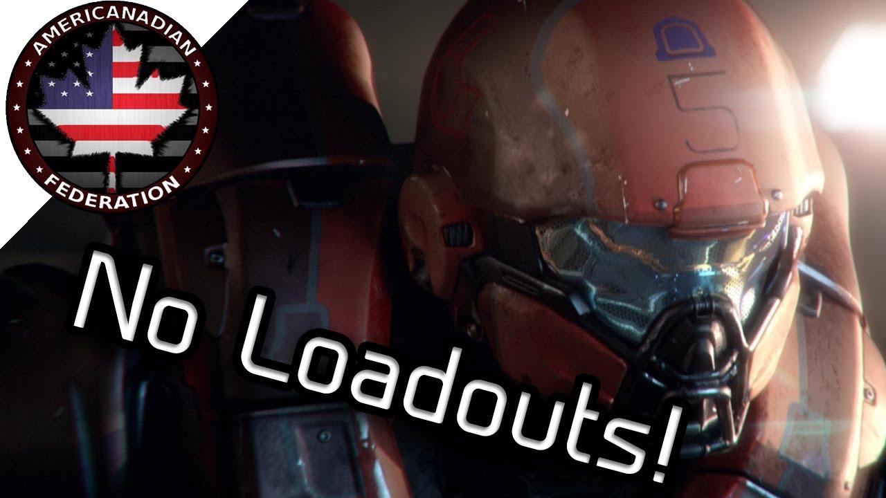 Halo 5 Loadouts Halo 5 no Loadouts