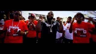 Dred Skeezy Feat. Rick Ross - Da Hood Got Fee