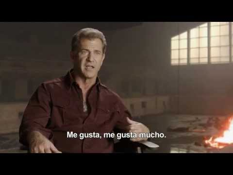 LOS MERCENARIOS 3 -Entrevista a Mel Gibson