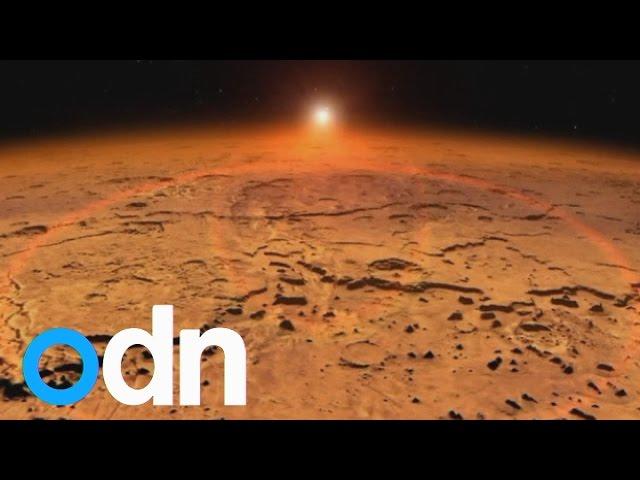 Nasa's Maven spacecraft enters Mars orbit