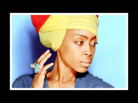 Erykah Badu - Love Of My Life
