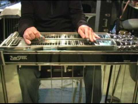 Farewell Party pedal steel lesson pt 1