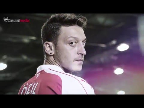 Mesut Ozil - PFA Player of the Year 2016 nominee