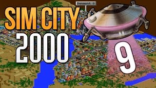 Let's Play SimCity 2000 - OVERDRIVE - Part 9 ★ (SimCity 2000 Gameplay & Commentary)