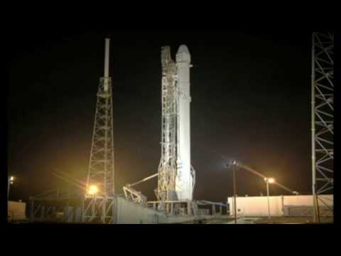 SpaceX to Launch Falcon 9 Rocket and Attempt Platform Landing Today!