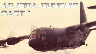 Step by Step Italeri 1/48 C-130 Hercules Gunship Part 1