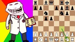 Magnus Carlsen is DrNykterstein | Lichess Titled Arena 9