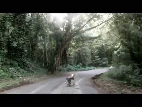 Longboarding: Tantalus Gnar