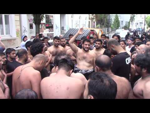 QBH Bonn Jaloos 8 Muharram 1438 2016 Part 1
