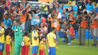 Watch National Anthems Ecuador National Anthem video