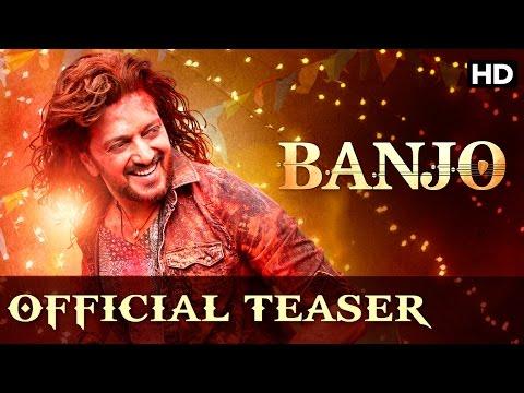 Banjo Official Teaser With Subtitle | Riteish Deshmukh, Nargis Fakhri