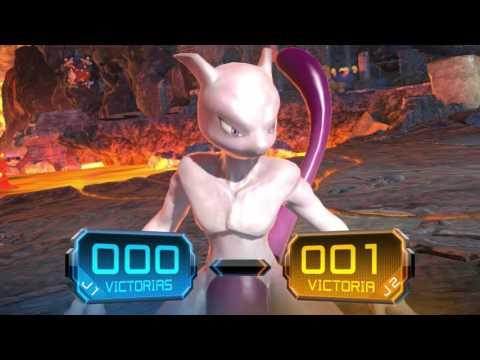 Pokken Tournament Gameplay Review (Wii U)