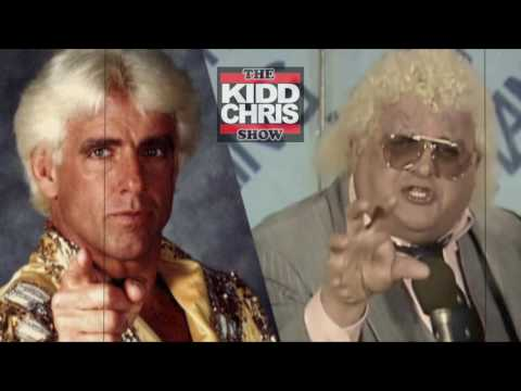 The KiddChris Show - Dusty Rhodes Looking for Ric Flair!