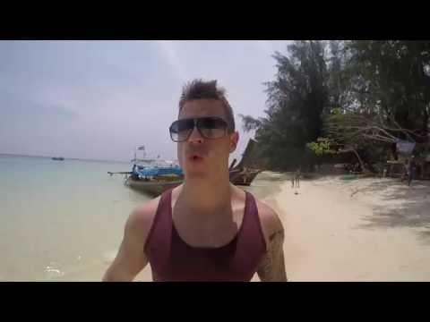 GoPro Hero 4 Black Asien Thailand Malaysia Trip