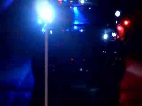 California Highway Patrol CHP P71 Crown Vic Chase Pursuit