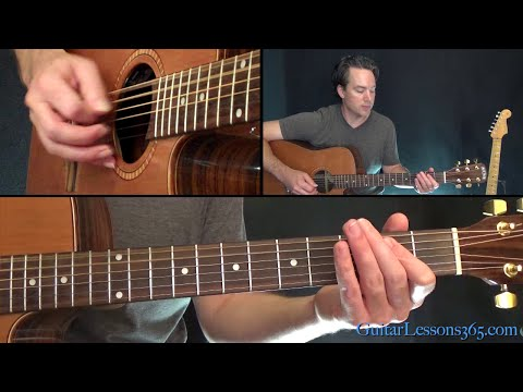 For What It's Worth Guitar Lesson - Buffalo Springfield