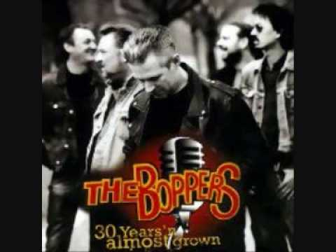 The Boppers - Mr Bassman