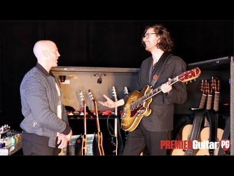 Hozier - Premier Guitarが機材インタビュー動画28分を公開 thm Music info Clip