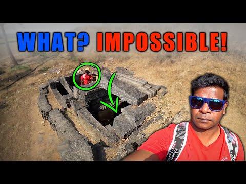 Underground Temple Of Secret Rituals - Telangana, India