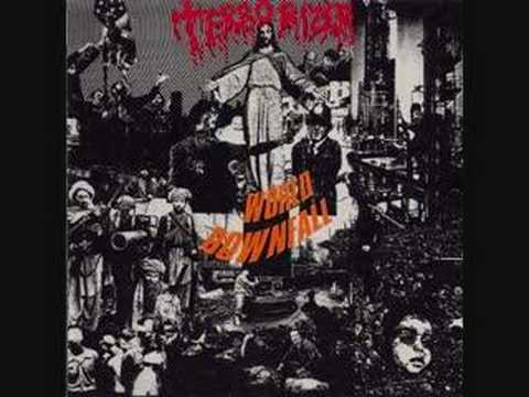 Terrorizer - Corporation Pull In