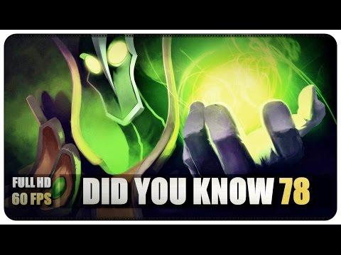 DOTA 2 - Did You Know - EP 78