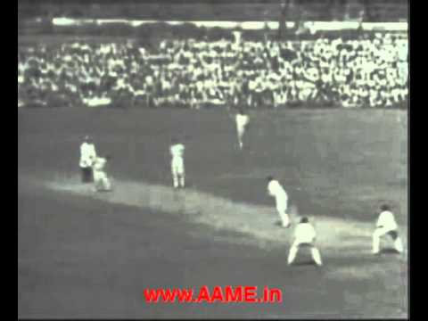 First ever Test Cricket match played in independent India