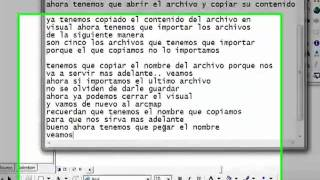 Guia para sincronizar Arcgis con Google Earth.mp4