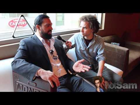 Sam Roberts & Damien Sandow on the MITB Briefcase, Cody Rhodes, & the unwashed masses