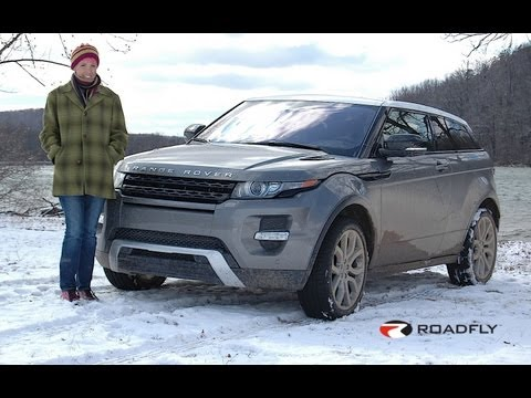 Range Rover Evoque Review & Test Drive by RoadflyTV with E