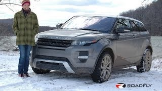 Range Rover Evoque Review & Test Drive by RoadflyTV with Emme Hall