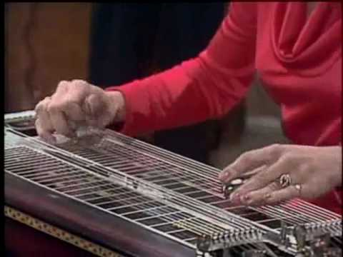 Barbra Mandrell - Steel Guitar Rag
