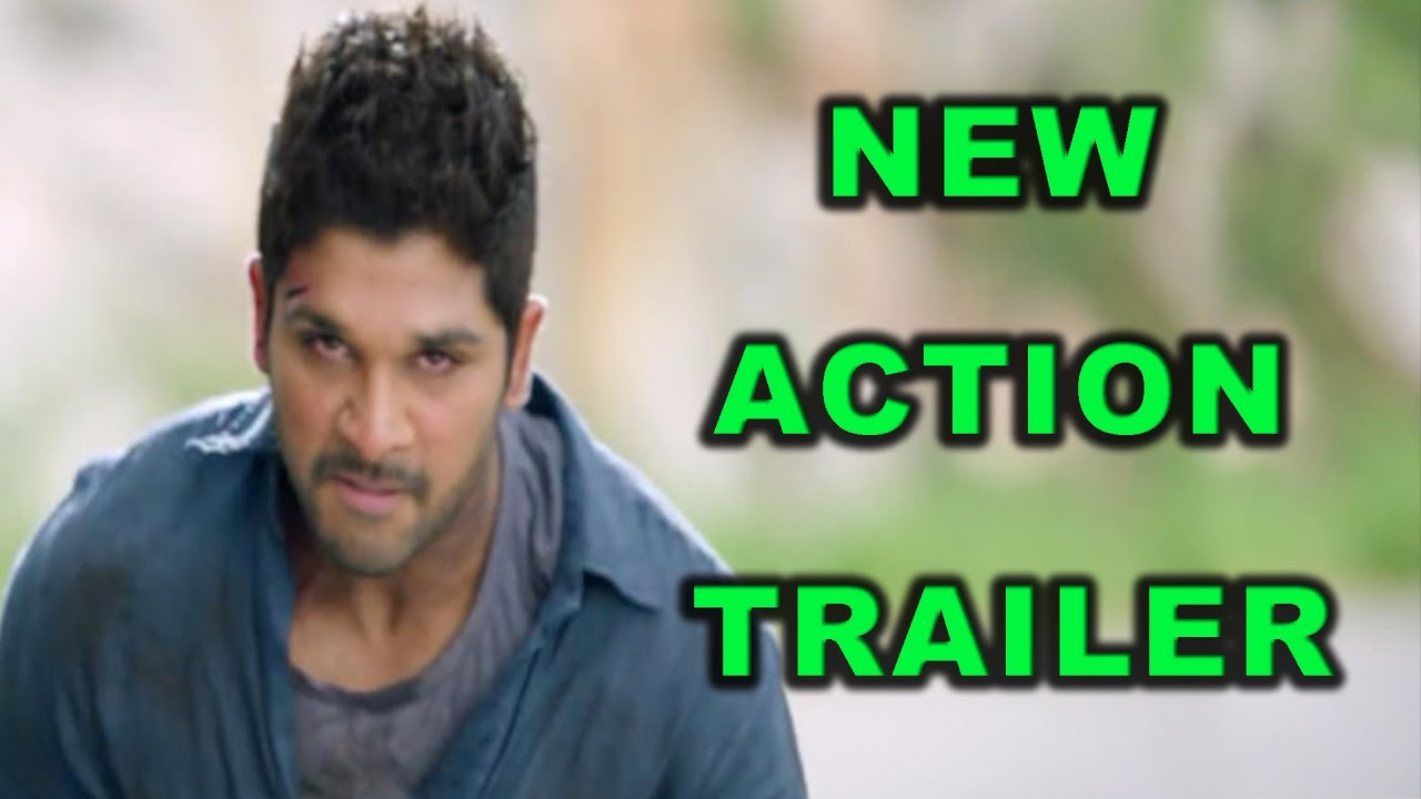 Race Gurram Characters Race Gurram Latest Action