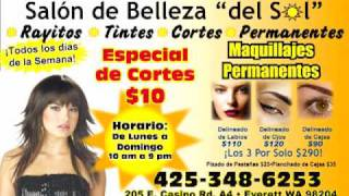 Salon De Belleza Del Sol. Produced by Grupo Latino Multimedia