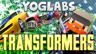 Minecraft Mods - Transformers - YogLabs