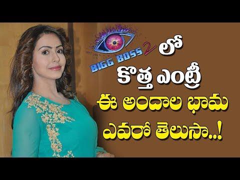 Big Boss 2 Telugu New Entry | Nandini Roy | Big boss 2 latest | Nani | Y5 tv |