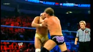 Sheamus vs Randy Orton vs Chris Jericho Vs Alberto Del Rio - Over The Limits 2012 - Highlights HD
