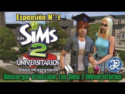 (Tutorial): Descargar e Instalar Los Sims 2 Universitarios Exp°1 en Español